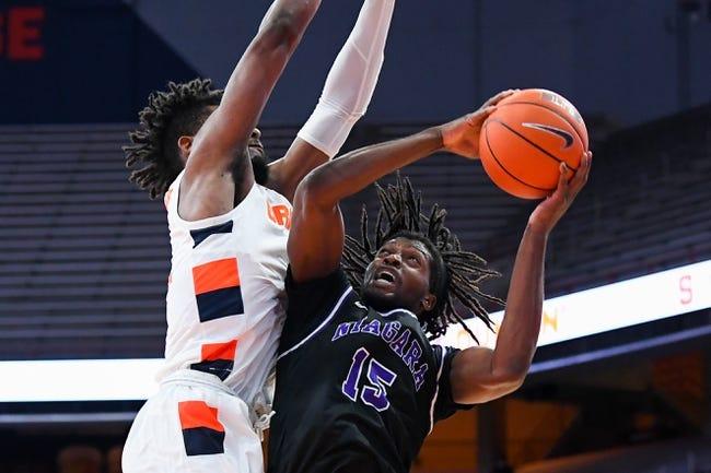Canisius at Niagara: 2/26/21 College Basketball Picks and Predictions