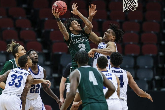 Merrimack at Wagner - 3/2/21 College Basketball Picks and Prediction