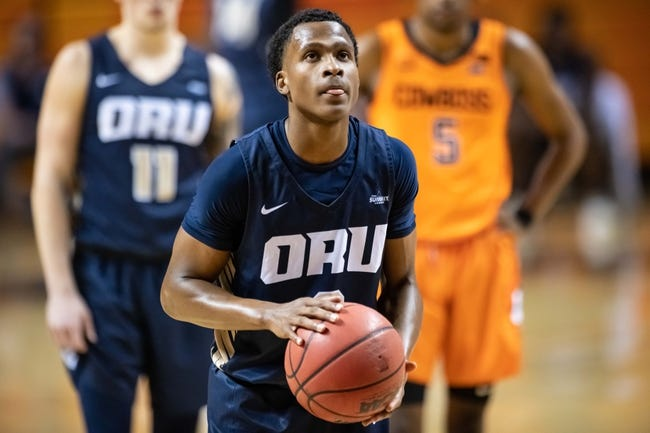 UMKC at Oral Roberts: 1/24/21 College Basketball Picks and Predictions