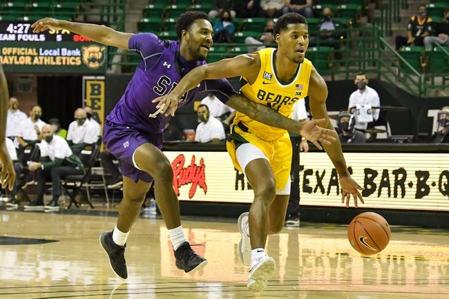 Baylor vs Arkansas-Pine Bluff College Basketball Picks, Odds, Predictions 12/21/20