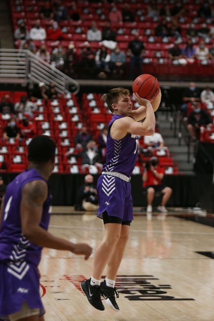 Abilene Christian Wildcats at Texas Longhorns - 3/20/21 College Basketball Picks and Prediction