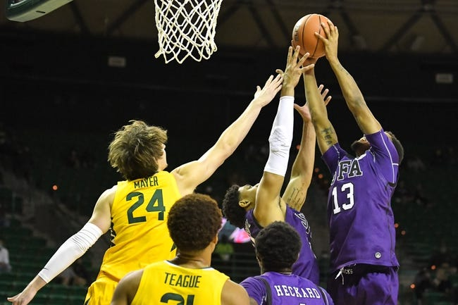 Stephen F. Austin at Central Arkansas: 3/1/21 College Basketball Picks and Prediction