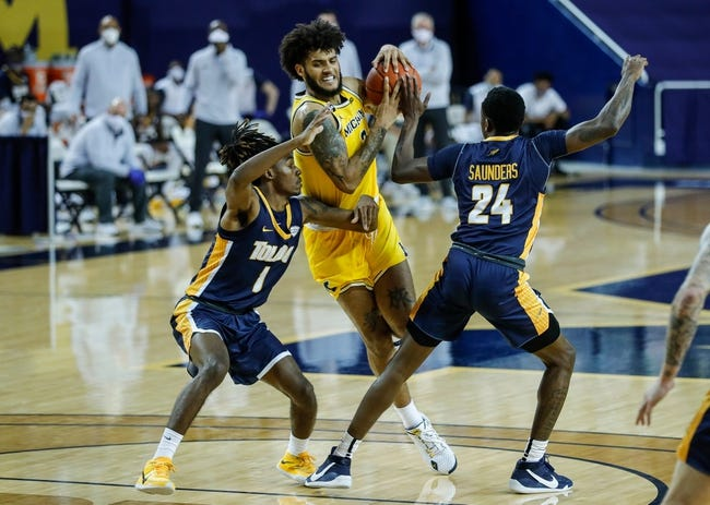 Central Michigan at Toledo 1/19/21 College Basketball Picks and Predictions