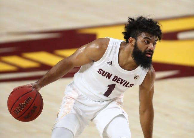 Arizona at Arizona State: 1/21/21 College Basketball Picks and Predictions