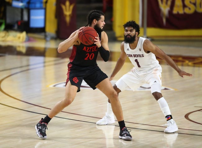 Arizona State vs UTEP College Basketball Picks, Odds, Predictions 12/16/20