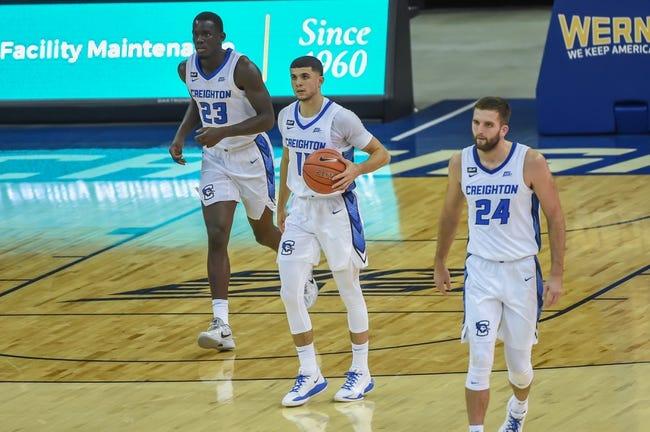 UConn vs Creighton College Basketball Picks, Odds, Predictions 12/20/20