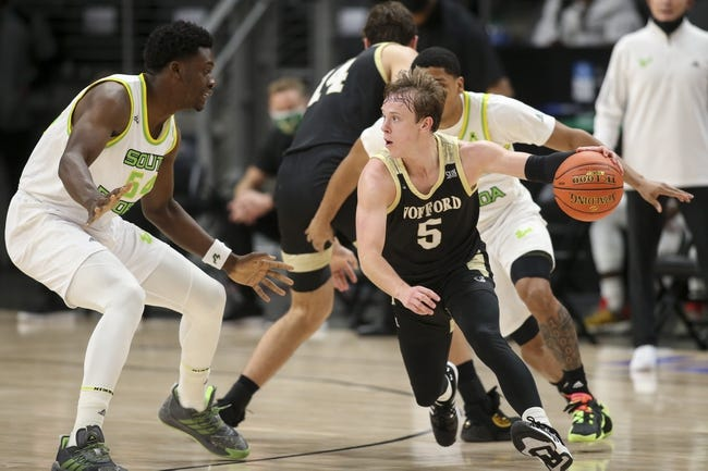 Mercer at Wofford: 3/6/21 College Basketball Picks and Prediction