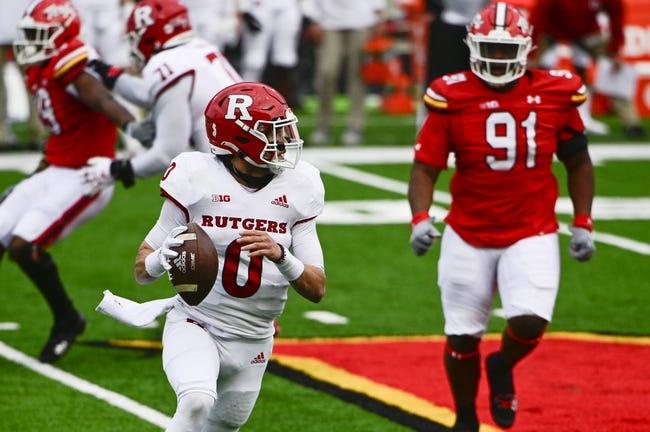 Rutgers at Syracuse: 9/11/21 College Football Picks and Predictions