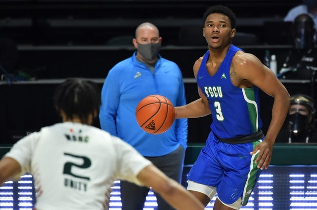 Bellarmine at Florida Gulf Coast: 1/15/21 College Basketball Picks and Predictions