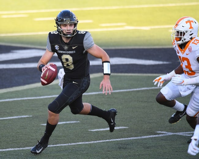 East Tennessee State at Vanderbilt: 9/4/21 College Football Picks and Predictions