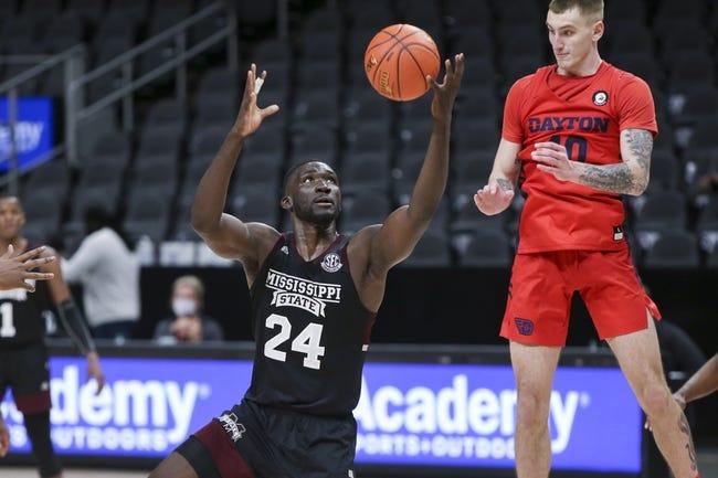 Georgia vs Mississippi State College Basketball Picks, Odds, Predictions 12/30/20