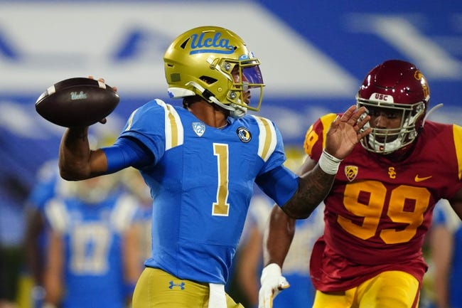 Hawaii at UCLA: 8/28/21 College Football Picks and Predictions
