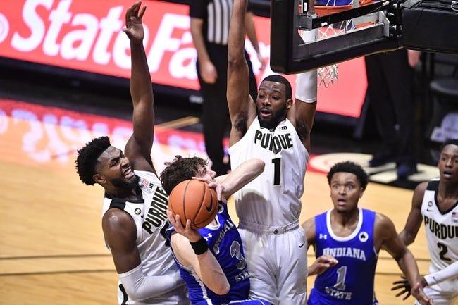 Indiana State vs Drake College Basketball Picks, Odds, Predictions 12/27/20