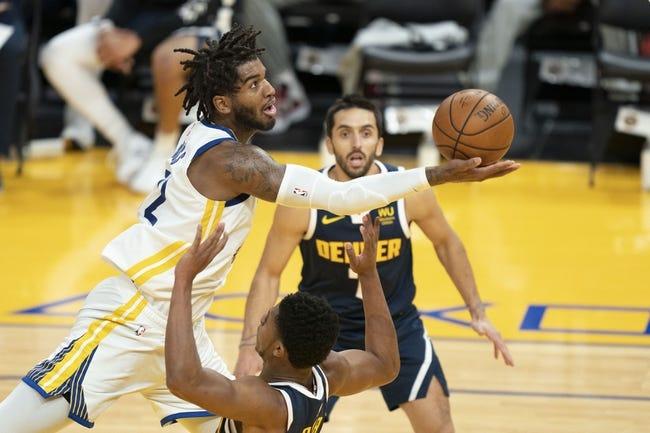 Denver Nuggets vs Golden State Warriors NBA Picks, Odds, Predictions 1/14/21