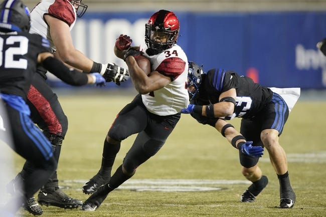 San Diego State at Arizona: 9/11/21 College Football Picks and Predictions