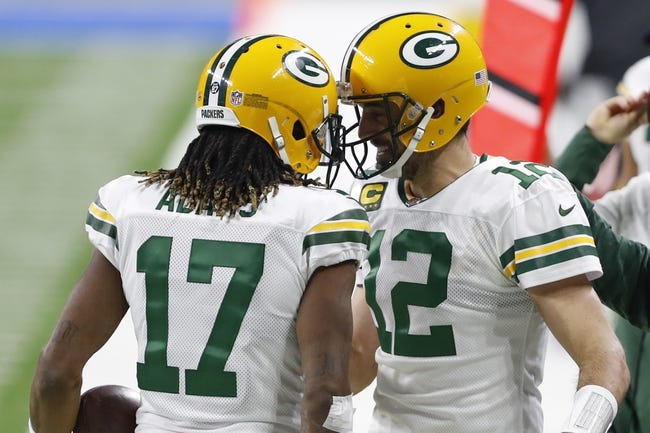 NFL Playoff Picks: Green Bay Packers vs Los Angeles Rams 1/16/21 NFL Picks, Odds, Predictions