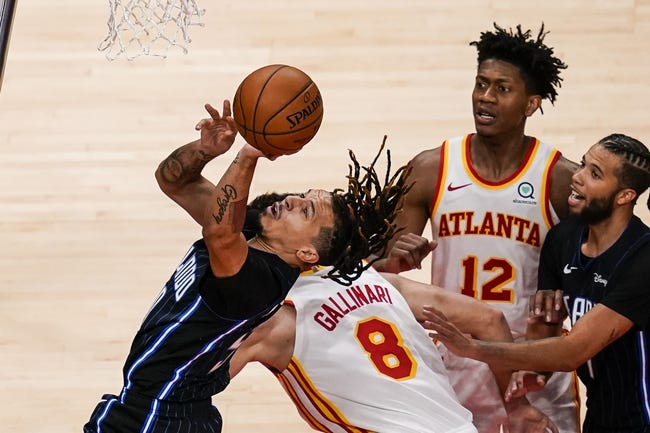 Atlanta Hawks at Orlando Magic - 3/3/21 NBA Picks and Prediction