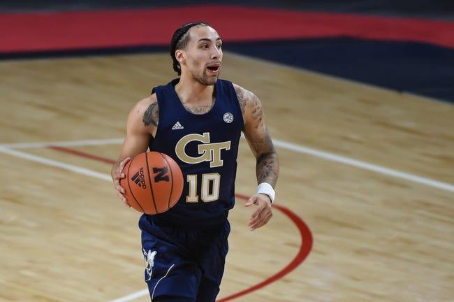 Georgia Tech vs Delaware State College Basketball Picks, Odds, Predictions 12/20/20