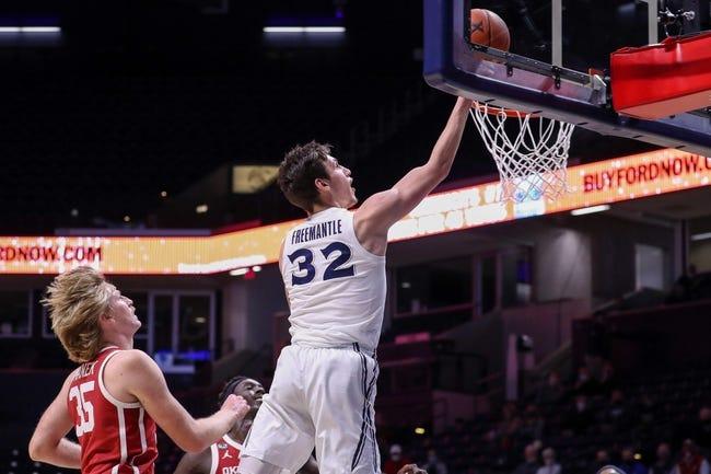 Oklahoma vs Houston Baptist College Basketball Picks, Odds, Predictions 12/19/20