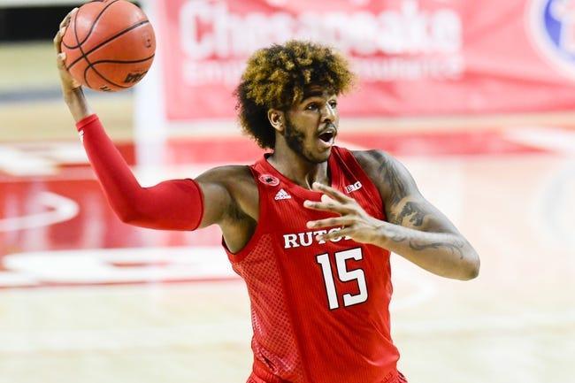 Maryland at Rutgers:  2/21/21 College Basketball Picks and Predictions