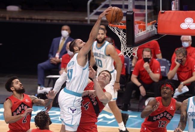 Toronto Raptors vs Charlotte Hornets NBA Picks, Odds, Predictions 1/14/21