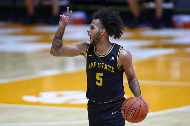 Appalachian State vs Troy College Basketball Picks, Odds, Predictions 1/1/21