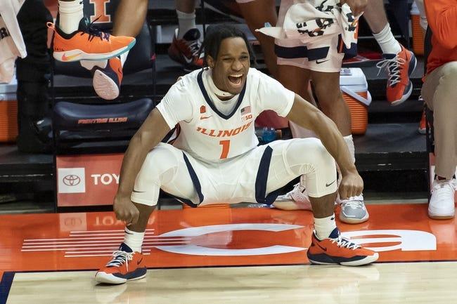 Illinois at Minnesota: 2/20/21 College Basketball Picks and Predictions