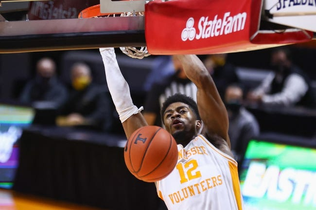 Tennessee vs USC Upstate College Basketball Picks, Odds, Predictions 12/23/20