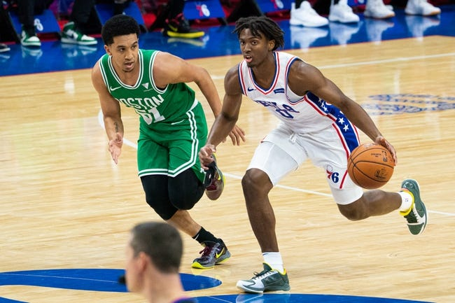 Philadelphia 76ers vs Boston Celtics NBA Picks, Odds, Predictions 1/20/21
