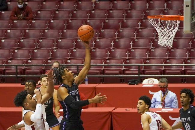 Furman at Wofford: 2/27/21 College Basketball Picks and Prediction