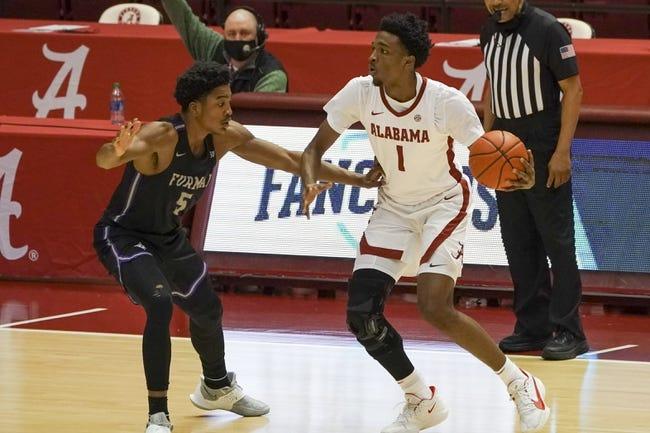 Alabama vs Western Kentucky College Basketball Picks, Odds, Predictions 12/19/20