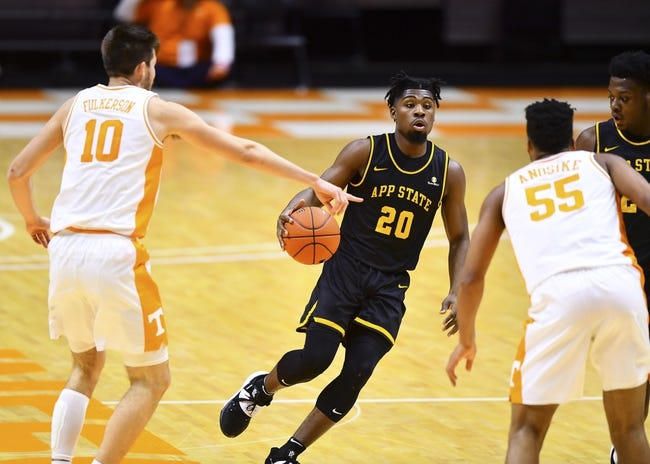 Appalachian State vs Georgia Southern College Basketball Picks, Odds, Predictions 1/8/21