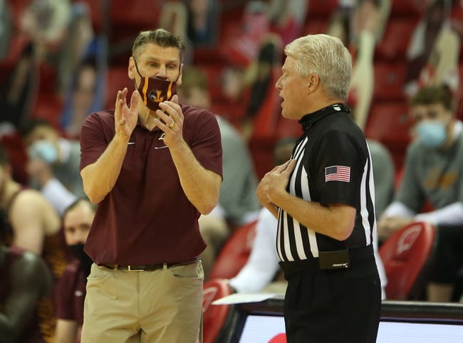Valparaiso at Loyola-Chicago: 2/17/21 College Basketball Picks and Predictions