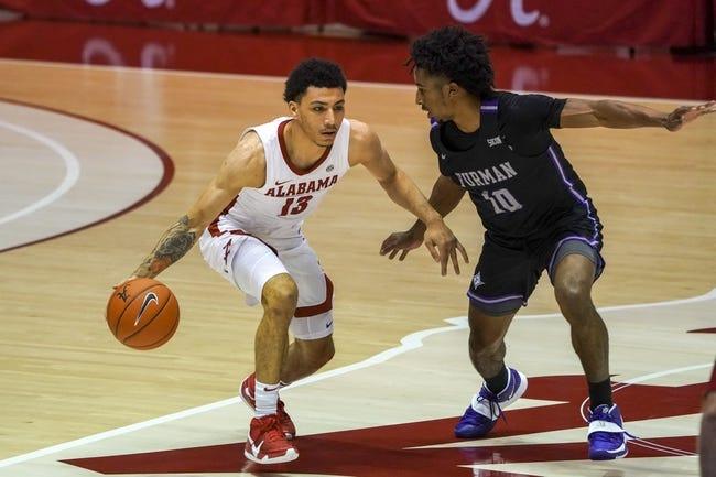VMI at Furman: 3/6/21 College Basketball Picks and Prediction