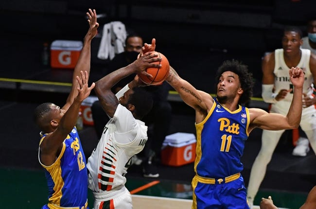 Miami at Pittsburgh: 3/9/21 College Basketball Picks and Predictions