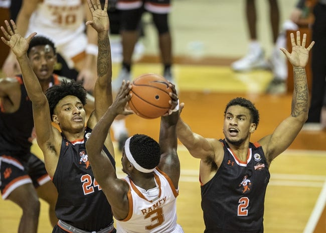 UTRGV vs Sam Houston State College Basketball Picks, Odds, Predictions 12/21/20