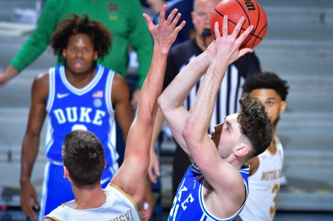 Duke vs Boston College College Basketball Picks, Odds, Predictions 1/6/21