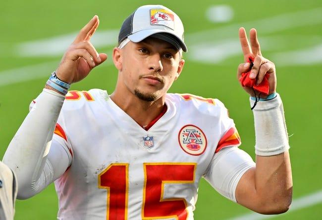 Atlanta Falcons at Kansas City Chiefs: 12/27/20 NFL Picks and Predictions