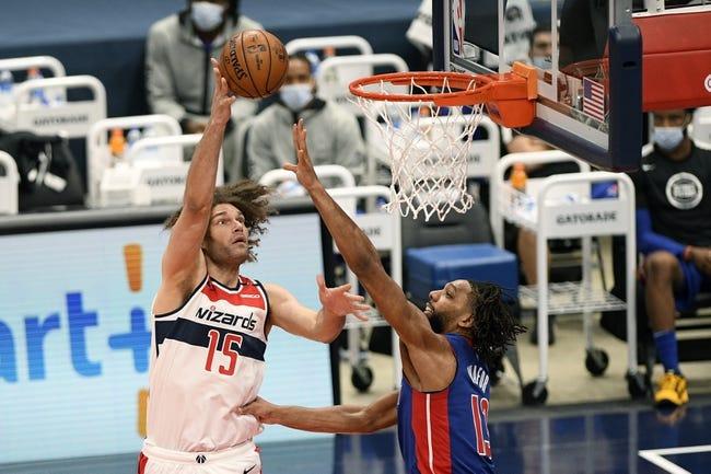 Washington Wizards vs. Detroit Pistons NBA Picks, Odds, Predictions 12/19/20