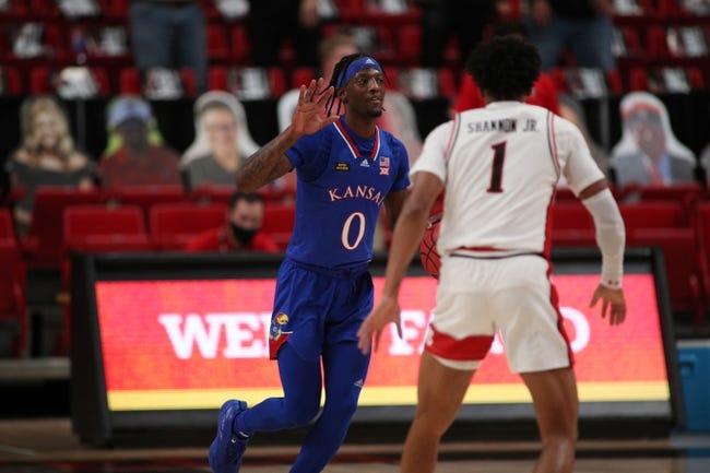 Texas Tech at Kansas: 2/20/21 College Basketball Picks and Predictions