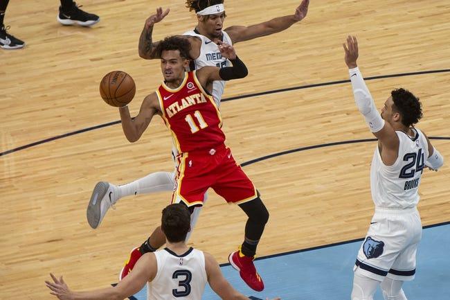 Memphis Grizzlies vs. Atlanta Hawks NBA Picks, Odds, Predictions 12/19/20