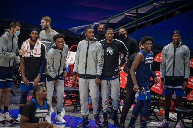 Minnesota Timberwolves vs Detroit Pistons NBA Picks, Odds, Predictions 12/23/20