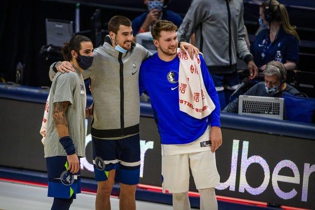 Minnesota Timberwolves at Dallas Mavericks - 2/8/21 NBA Picks and Prediction