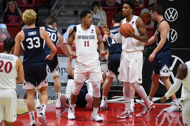 St. Mary's vs San Diego State College Basketball Picks, Odds, Predictions 12/22/20