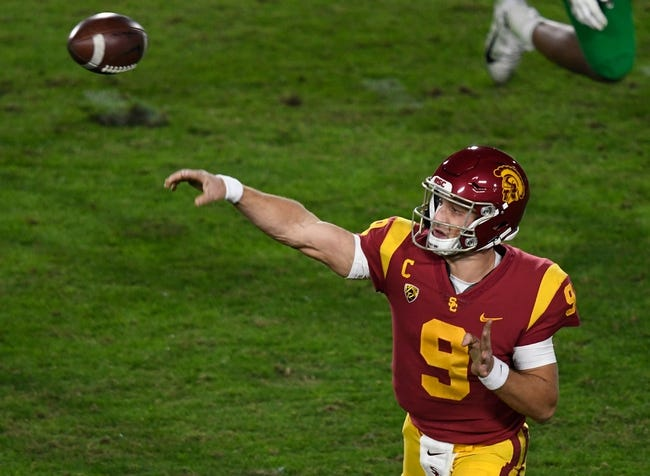 San Jose State at USC: 9/4/21 College Football Picks and Predictions