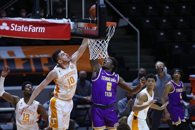 Tennessee vs Saint Joseph's College Basketball Picks, Odds, Predictions 12/21/20