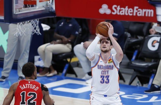 Chicago Bulls at Oklahoma City Thunder - 1/15/21 NBA Picks and Prediction
