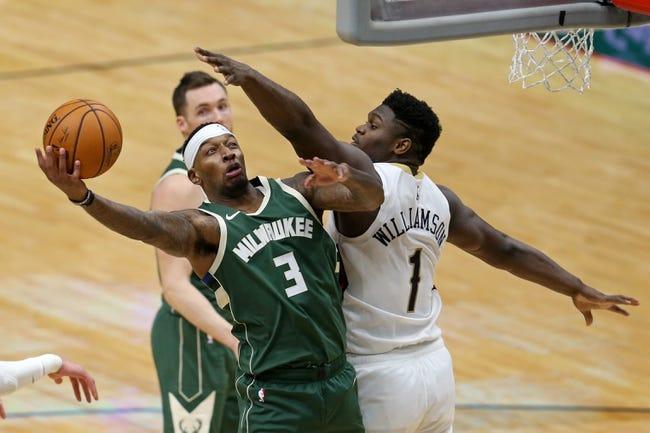 New Orleans Pelicans vs Milwaukee Bucks NBA Picks, Odds, Predictions 1/29/21