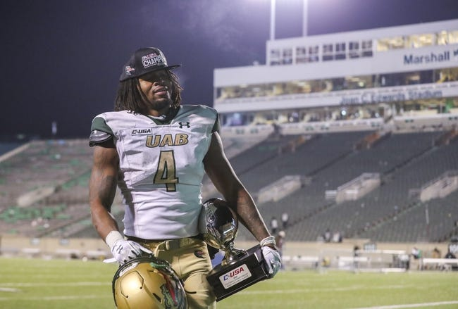 Canceled: South Carolina at UAB: 12/26/20 College Football Picks and Predictions