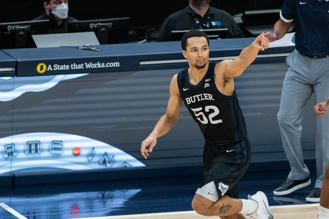 Butler vs Southern Illinois College Basketball Picks, Odds, Predictions 12/21/20